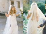 Down Hairstyles for Wedding with Veil Long Veil with Hair Down