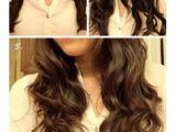 Down Hairstyles No Heat 228 Best Cabelleras Images