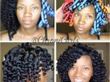 Down Hairstyles No Heat No Heat Curl formers Love My Natural Hair