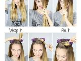 Down Hairstyles No Heat No Heat Curls Hacks Tips & Tricks for Curly Hair Styles No Damage