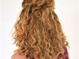 Down Hairstyles with Bows 473 Best Bow Hairstyle Images