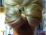 Down Hairstyles with Bows 92 Best sorority Hair and Makeup Images