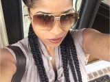 Draya Braid Hairstyle Draya Cornrows