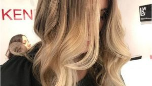 Dye Hairstyles 2019 Warm Honey Blonde Hair Color 2018 2019 with Lighter Front Streaks