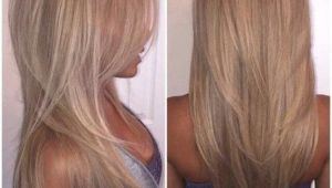 Dyed Blonde Hairstyles Layered Haircut for Long Hair 0d Improvestyle at Dye Hair Layers