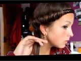 Easy 70s Hairstyles Tutorial Easy Cute Retro 70s Hairstyle