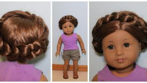 Easy American Girl Doll Hairstyles New Ag Hair Styles Fashion