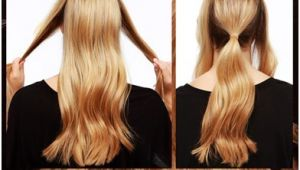 Easy and Cute Everyday Hairstyles 10 Ways to Make Cute Everyday Hairstyles Long Hair