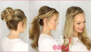 Easy and Cute Summer Hairstyles Easy Summer Hairstyles for Medium Hair