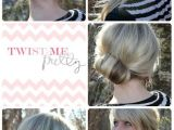 Easy and Simple Hairstyles for Medium Length Hair 20 Easy Updo Hairstyles for Medium Hair Pretty Designs