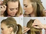 Easy Back to School Hairstyles for Short Hair 15 Cute and Easy Ponytail Hairstyles Tutorials Popular