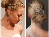 Easy Beach Wedding Hairstyles Simple Beach Wedding Hairstyles with Veil