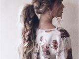 Easy Bohemian Hairstyles 13 Easy Summer Hairstyles Your Inner Mermaid Will Love