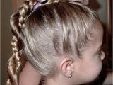 Easy Braided Hairstyles for Little Girls Ideas for Little Girls Hairstyles Glamy Hair