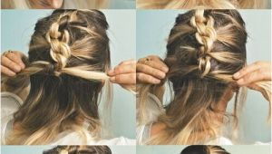 Easy Braided Hairstyles for Shoulder Length Hair 20 Easy Updo Hairstyles for Medium Hair Pretty Designs