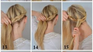 Easy Braided Hairstyles to Do Yourself Step by Step 17 Easy Diy Tutorials for Glamorous and Cute Hairstyle