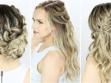 Easy Bridesmaid Hairstyles to Do Yourself Wedding Hairstyles Beautiful Easy Hairstyles for Wedding