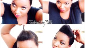 Easy Bump Hairstyles Hairstyle with Bump In Front