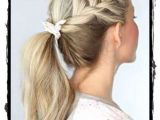 Easy but Cool Hairstyles for School Beautiful Simple Hairstyles for School Look Cute In