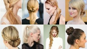 Easy but Effective Hairstyles Eight Easy and Effective Diy Hairstyles