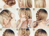 Easy but Elegant Hairstyles Elegant Hairstyle the Big Braided Bun Alldaychic