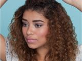 Easy Care Hairstyles for Wavy Hair 3 Easy Hairstyles for Curly Hair Perfect for Back to School