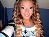 Easy Cheer Hairstyles Cute Cheerleading Hairstyles for Long Hair Best Hair Style