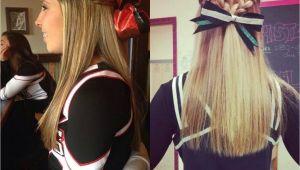 Easy Cheerleading Hairstyles Absolutely Cute Cheer Hairstyles Any Cheerleader Will Love