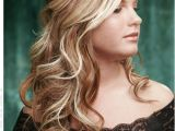 Easy Cocktail Hairstyles 20 Gorgeous formal Half Updos You Ll Fall In Love with