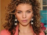 Easy Curling Hairstyles Cute Easy Hairstyles for Curly Hair