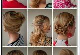 Easy Diy Hairstyles for Medium Length Hair Easy Updos for Medium Length Hair Tutorial In Updos