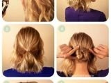 Easy Diy Hairstyles Step by Step Easy Hairstyles Step by Step Pinterest Hair Style Pics