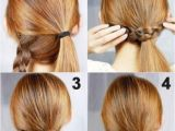 Easy Do It Yourself Hairstyles for Short Hair 101 Easy Diy Hairstyles for Medium and Long Hair to Snatch