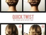 Easy Do It Yourself Hairstyles for Short Hair Easy Do It Yourself Hairstyles for Long Hair