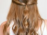 Easy Down Hairstyles for Medium Hair 4 Easy Half Up Hairstyles You Can Do In Less Than 5