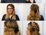 Easy Easter Hairstyles for Short Hair 644 Best Crown Braid Short Hair Images