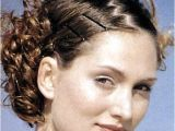 Easy Fancy Hairstyles for Short Hair 30 Best Short Curly Hair