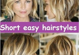 Easy Fast Hairstyles for Thick Hair Quick and Easy Hairstyles for Thick Hair