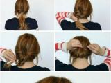 Easy Five Minute Hairstyles for Short Hair 12 Five Minute Gorgeous and Easy Hairstyle