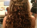 Easy formal Hairstyles for Curly Hair 30 Hairstyles for Long Hair for Prom
