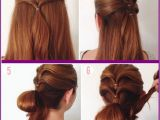 Easy formal Hairstyles Instructions Easy Prom Hairstyles Instructions Hairstyles