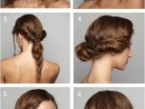 Easy formal Hairstyles Instructions Wedding Hairstyles Step by Step Instructions Hairstyle