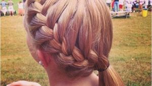 Easy French Plait Hairstyles 11 Everyday Hairstyles for French Braid Popular Haircuts