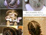 Easy Gymnastics Meet Hairstyles 1000 Ideas About Gymnastics Hairstyles On Pinterest
