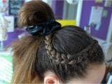 Easy Gymnastics Meet Hairstyles 4 Hairstyle Ideas for Gymnastics Everyday Gymnastics