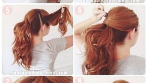Easy Hairstyles Directions 32 Peinados Fciles Y Rápidos Paso A Paso Modelos 2018