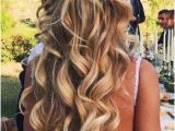 Easy Hairstyles Down for Long Hair Pin by Steph Busta On Hair 3 In 2019