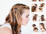 Easy Hairstyles Extensions 18 Inch Golden Ombre Clip In Human Hair Extensions Three tone Body