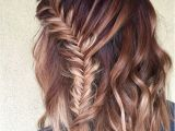 Easy Hairstyles Fishtail Braid 50 Cute Easy Hairstyles for Medium Length Hair Hair