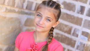 Easy Hairstyles for 11 Year Olds Pull Through Braid Easy Hairstyles